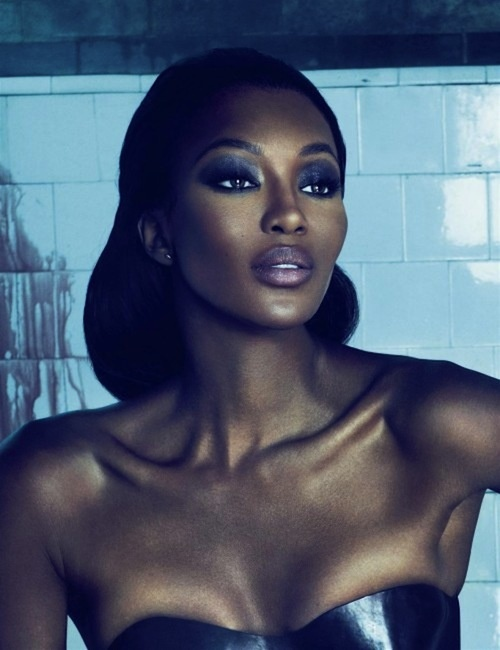 Interview Magazine & GQ Russia: Naomi Campbell