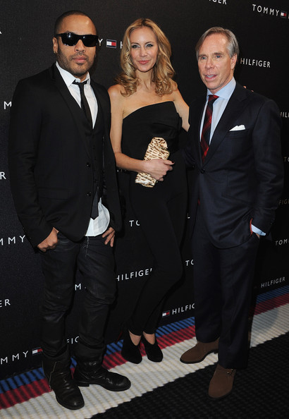 Tommy Hilfiger Champs Elysee Flagship Opening in Paris
