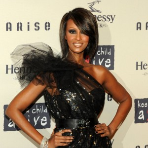 Iman Gets Candid in Interview + Iman on being part of 'The Fashion Show' (Video)