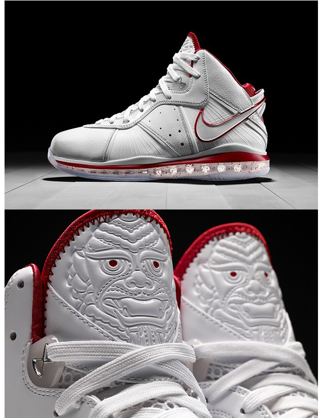 Sneaker Fans: NIKE AIR MAX LEBRON VIII CHINA EDITION