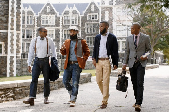 Street Etiquette: Preppy Urban Ivy League Fashion