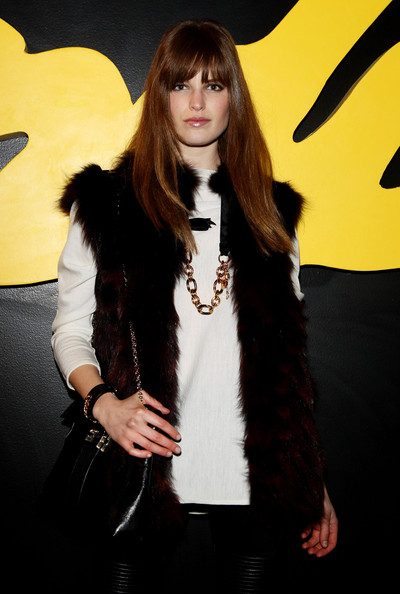Fendi O' Party-Milan Fashion Week Menswear A/W 2011: Tons of Fur, Models, and Bubbly! (Gallery)