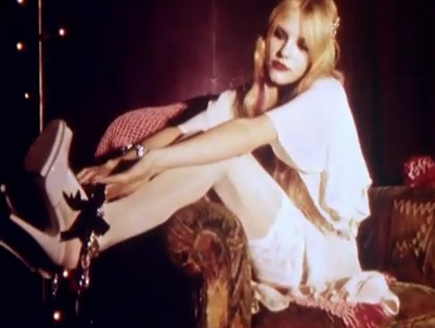 Josie from England: Video is taking over// Angelo Pennetta for Topshop