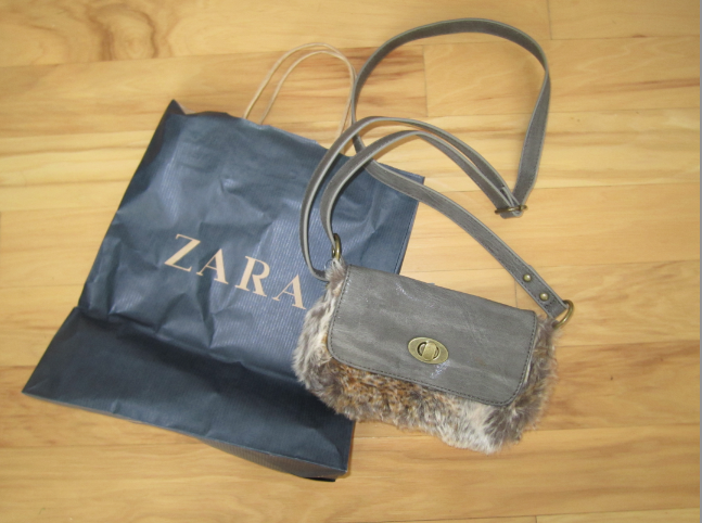 My Zara Purchase at the Grove + Lunch at Marmalade Cafe