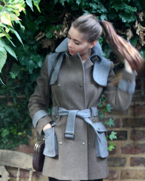Winter Inspiration With Aleksandra: Fashion Blogger and Model living in London