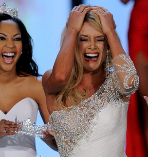 Fashion Discussion: Miss America 2011 + Top Evening Gown Picks