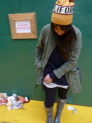 Vote For NYC's Gabby Dolcemore of Paper Planes & Mary Janes to be the Next Levi IT Girl