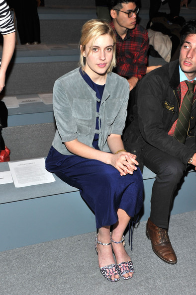 Spotted in the Front Row// Fall 2011 Fashion Week (Photo Gallery)
