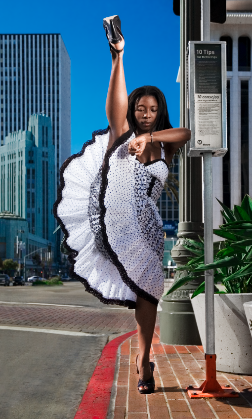 Fashion Has Its Own Beat: The Sound of Wilshire Blvd.