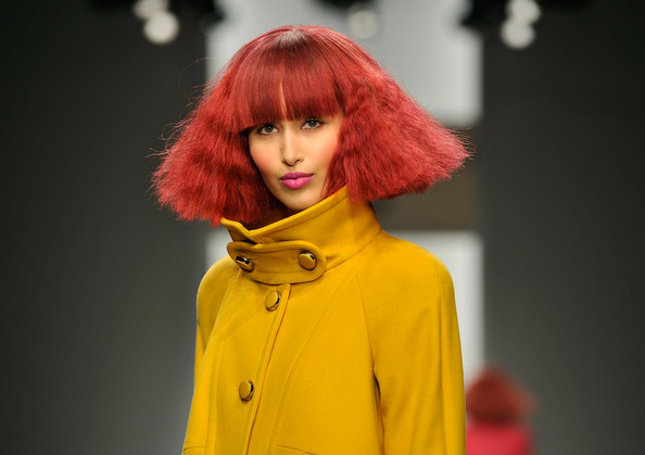 London Fashion Week: Paul Costelloe Runway-Autumn/Winter 2011 (Gallery)