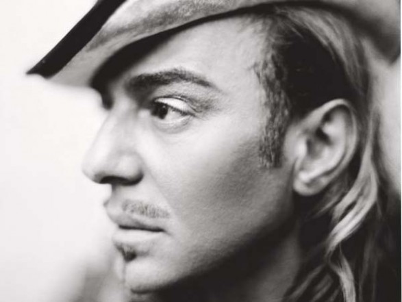 Heard: Galliano's Fashion Show for Dior Reduced to A Presentation (the Details)