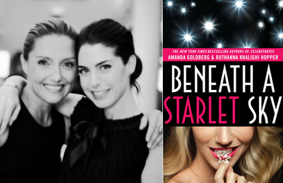 Megan of Avant-Garde Comfort//Fashion Novel Alert: Beneath a Starlet Sky Review