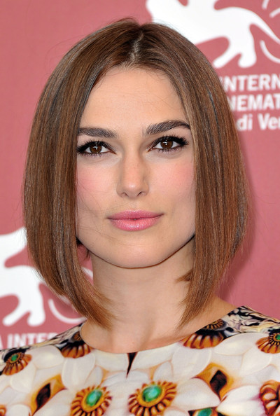 Go Short this Winter...when it comes to your HAIR: The Celebrity Lookbook