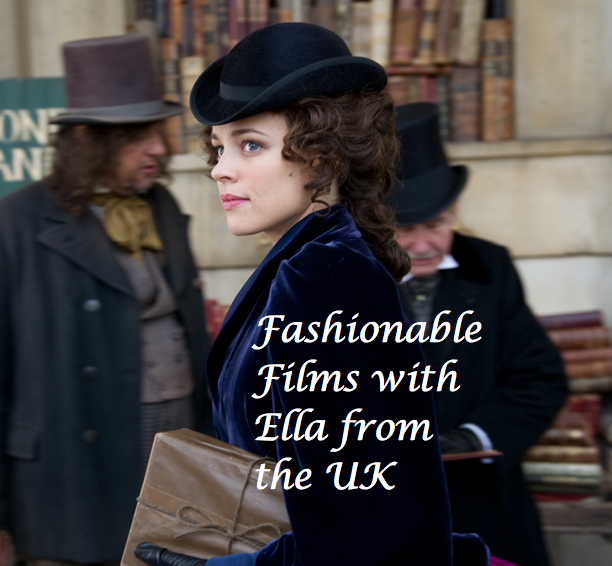 UK// Fashionable Films with Ella: Sherlock Holmes A Game Of Shadows.