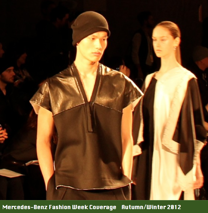 Mercedes-Benz Fashion Week Coverage: PARKCHOONMOO