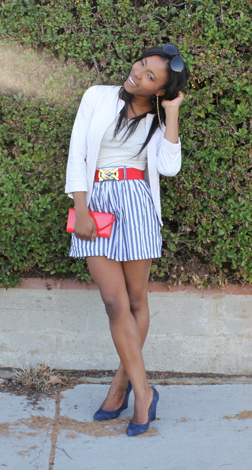 My Lookbook// Stripes! Getting Nautical for the Spring...