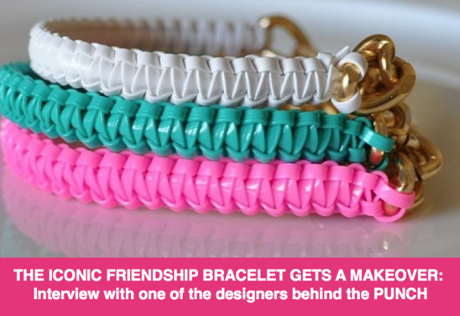 Chanél: Add Some Punch to Your Wardrobe With These Friendship Bracelets + Interview with one of the Designers!