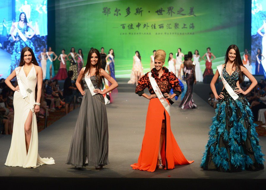 Mongolia// Miss World Designer Award Competition