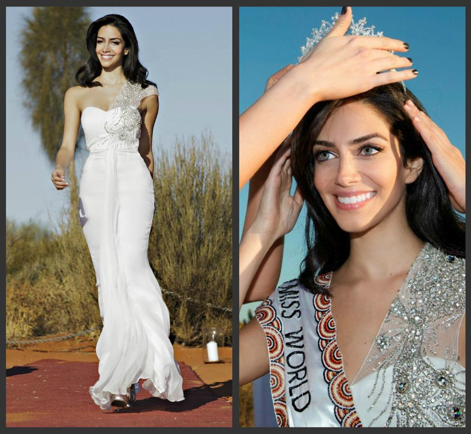 Australia// Revisiting Our Interview with Lebanese Model & Recently Crowned Miss World Australia: Jessica Kahawaty