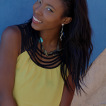 west african fashioon blogger