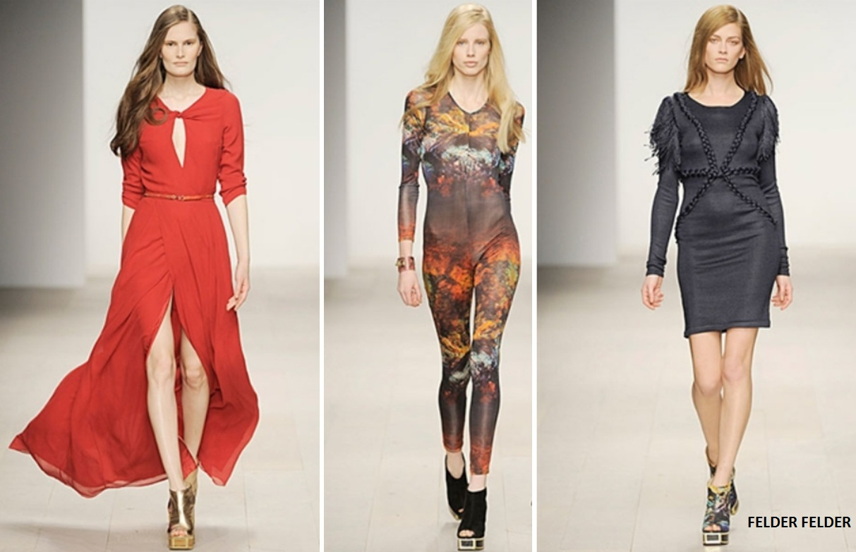 LONDON FASHION WEEK 2012-2013 HIGHLIGHTS  with Sara Coppola!