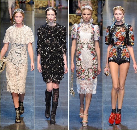 NYC// Trends with Venus Loves Virgo: Baroque Trend Fall 2012