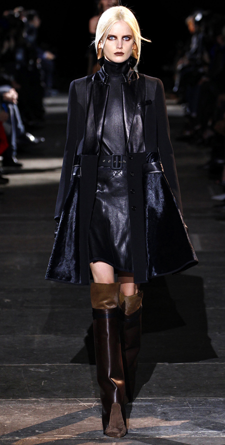 NYC's VLV// Fall 2012:Gothic Fashion and Beauty