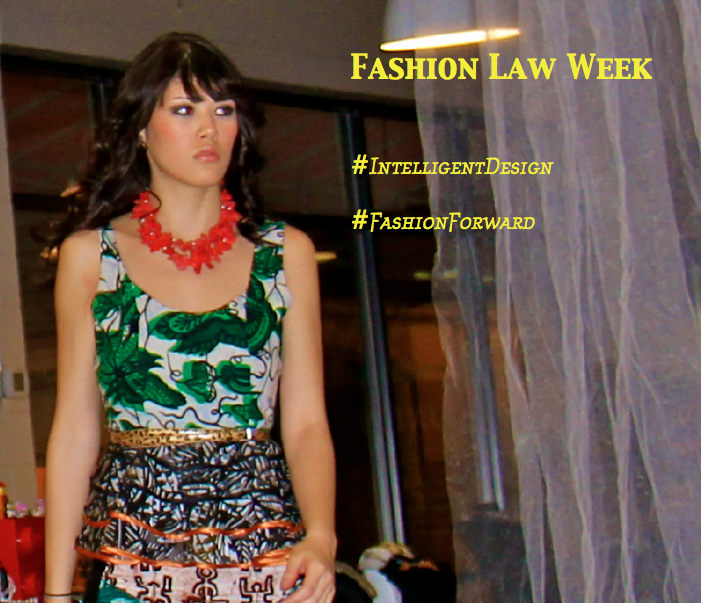 Fashion Law Week: INTELLIGENT DESIGN & Broadway Serves! #Fashion Forward Launch Coverage 2013