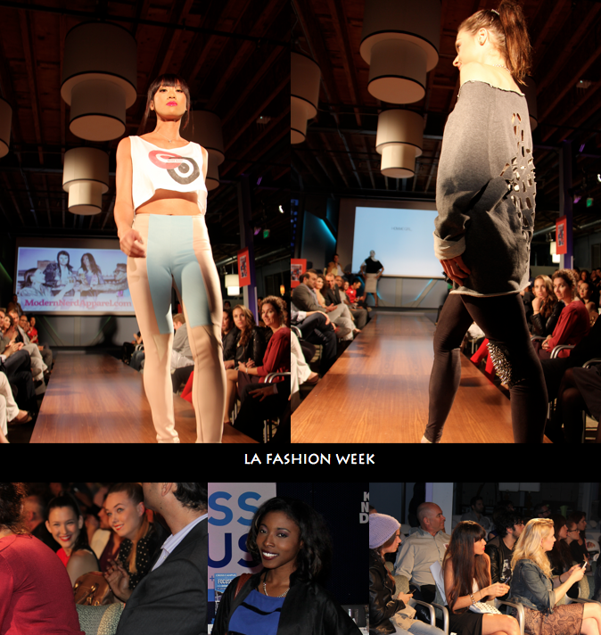 LA Fashion Week Coverage: Fashion Startup Runway Show + What I Wore