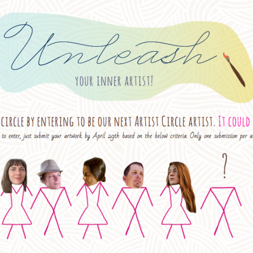 For All the Artists: Sakroots presents Unleash Your Inner Artist Contest (Score your own collection!)