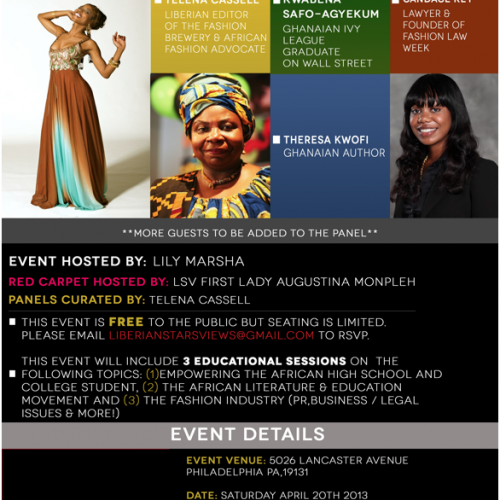 Join Me in Philly This Saturday for the HaFa Fashion & Literary Event! + Speaker Info