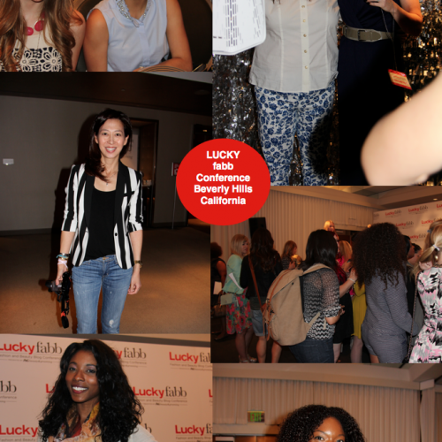Lucky FaBB Conference Day 1 - with Betsey Johnson & Drew Barrymore! (Mega Slideshow)