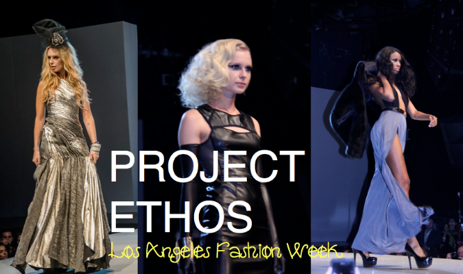 Project Ethos: The Runway + What I Wore