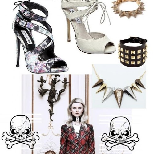 TREND ALERT: PUNK COUTURE with Venus Loves Virgo of NYC!