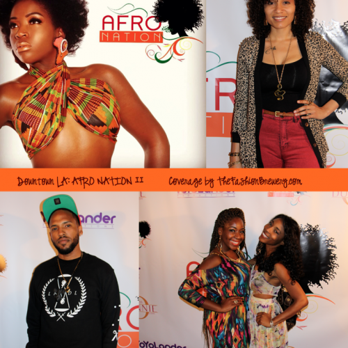 Afro Nation II - A Fashion, Music & Art Event in the Heart of Downtown LA