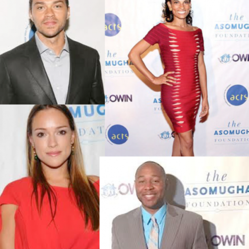 Estelle and others unite for the 7th Annual Asomugha Foundation Gala! + What I Wore