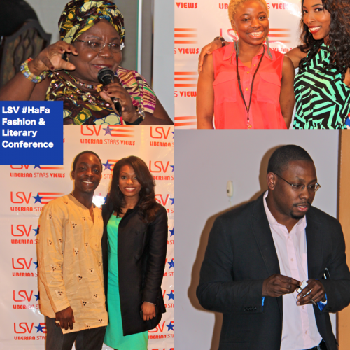 The Liberian Stars Views HaFa Pan-African Fashion & Literary Forum (Post-Event Details and Photos)