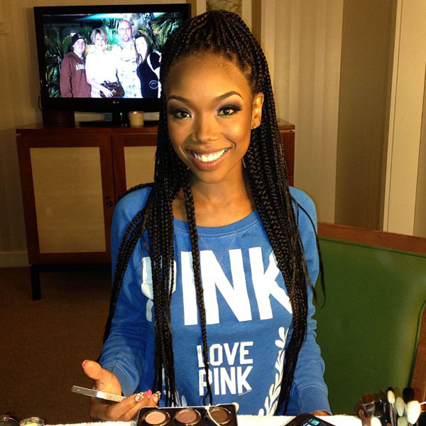 Brandy Box Braids Hairstyles