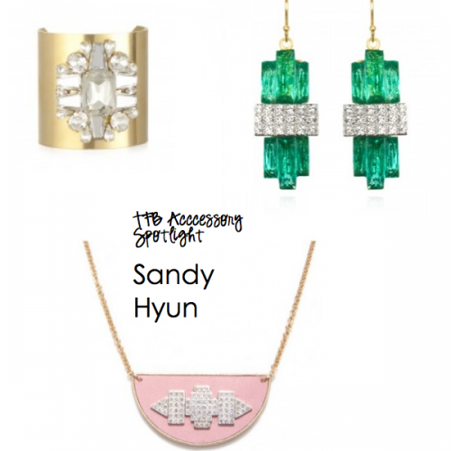 Old Hollywood Glam: Add a bit of Art Deco to your Collection with Sandy Hyun!