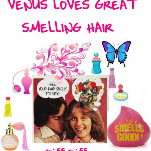 TREND ALERT: SUMMER 2013 HAIR PERFUME with NYC's VLV!