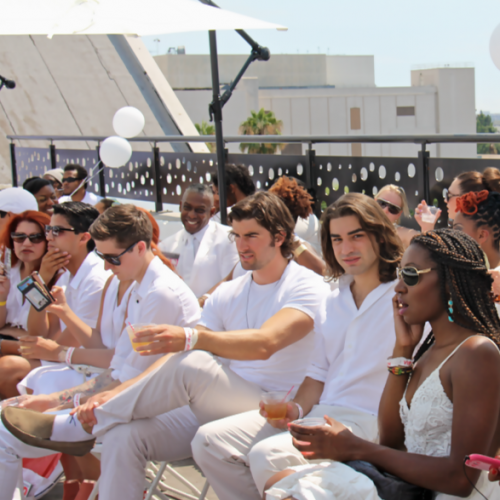 FACET FASHION SHOW: BET Weekend All White Day Party (Slide Show)