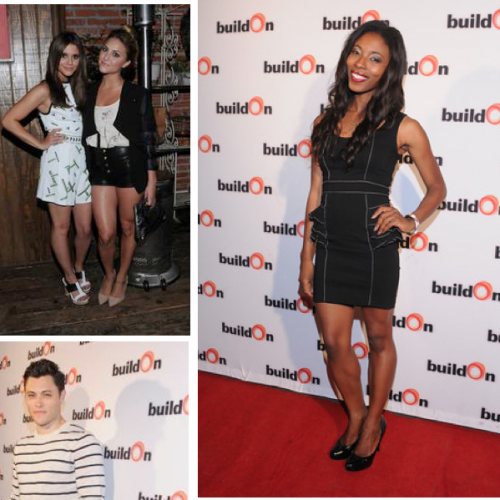 buildOn: A Night of Charity with Alexandra Chando and her ABC Castmates!