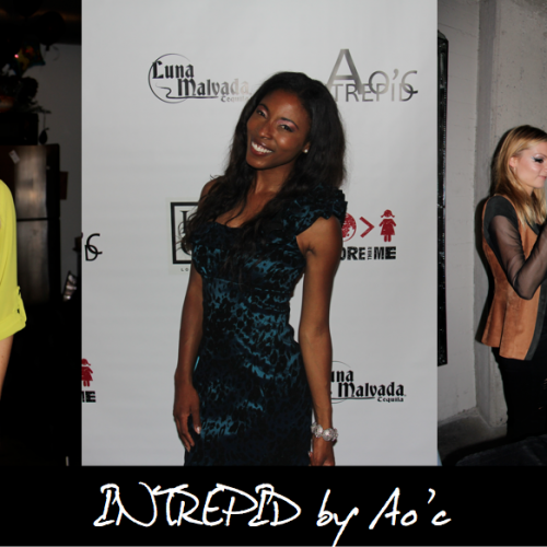 INTREPID by AOC Launch: Humanitarian Filmmaker & Designer Aerin OConnell's private fete in Downtown LA