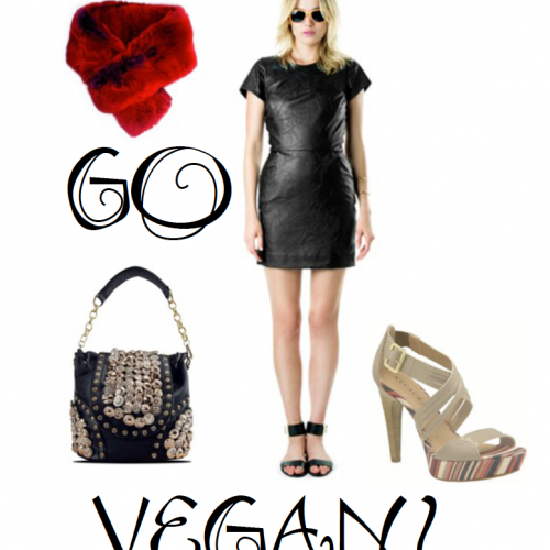 Clavinna, UK // For Fox Sake! Fashion's Going Vegan, Are You?