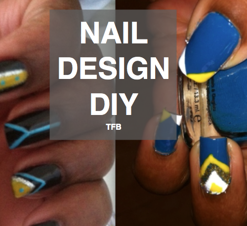 Summer Nail Fun: Two Different DIY styles to try