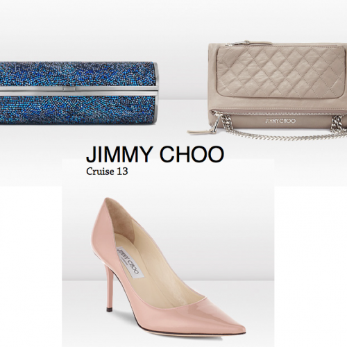 Jimmy Choo Cruise Collection 13: For the Glamourous Girls