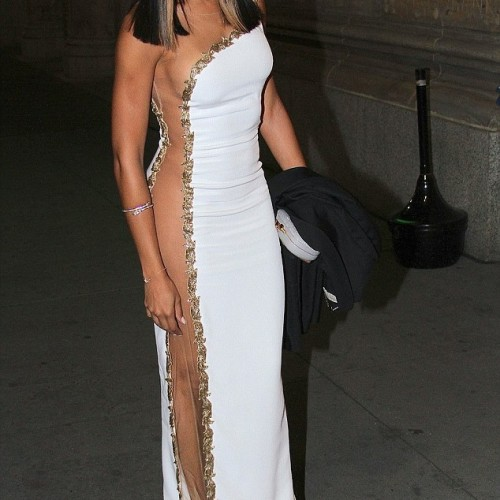 Selita Ebanks Brings Sexy Back at the 14th New Yorkers for Children Fall Charity event