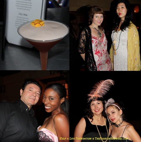 DTLA: Help A Life Foundation's 20s Themed Soiree at the Historical Park Plaza Hotel