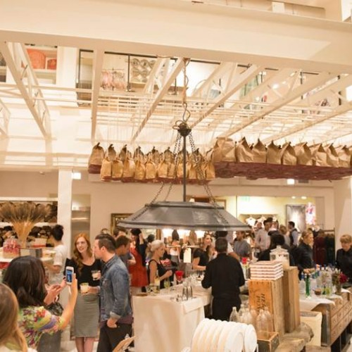 In LA: Darling Magazine Celebrates One Year Anniversary with Anthropologie