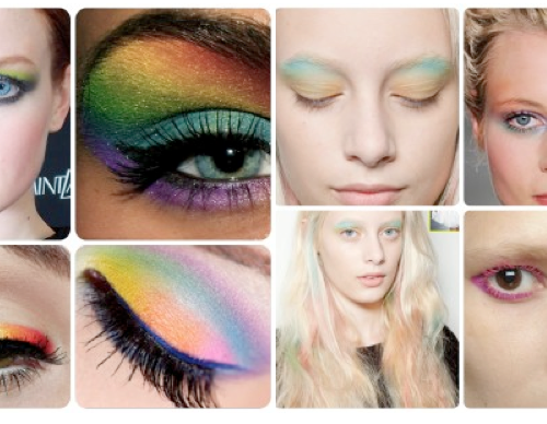 Trend Alert: Rainbow Eye F/2013 + How To with NYC's Venus Loves Virgo